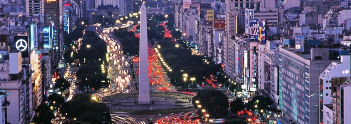 Bezoek Buenos Aires per camper