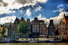 Viaje con una autocaravana por Holanda