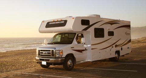 23-26 ft camper