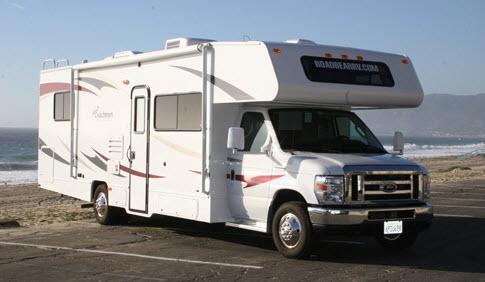 27-30 ft camper