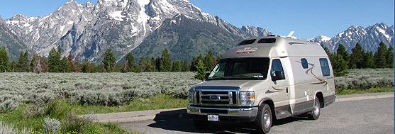 Deluxe Van Camper