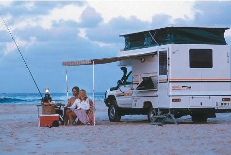 camper huren in australie