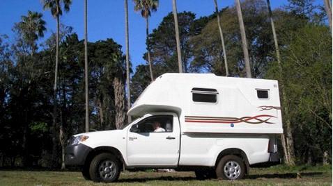 Patagonia camper